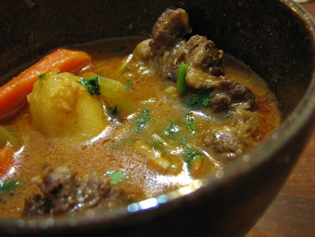 Oxtail Soup | From Korea With Love