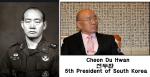 Kim Dae Jung 김대중 5th President of South Korea