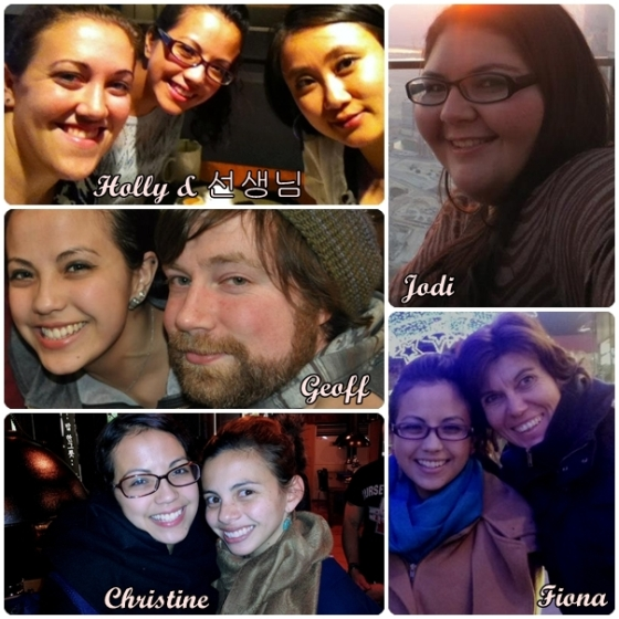Friends from 2012