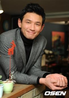 Hwang Jeong Min 황정민