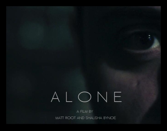 Alone Poster Matt Root