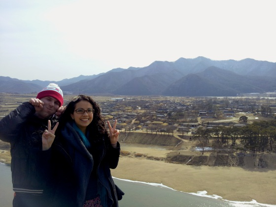 Hahoe Village - Andong