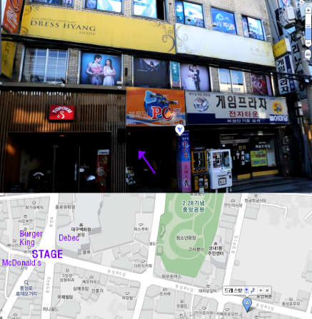 Dress Hyang Map