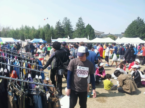 Gyeongju Cherry Blossom Marathon 2