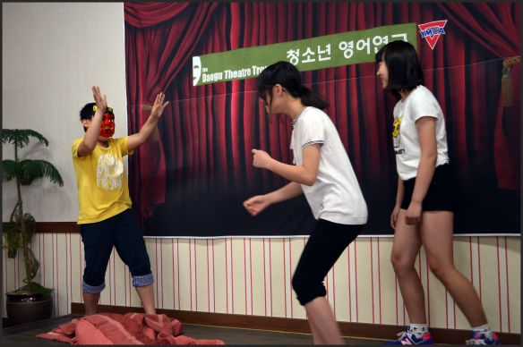 Daegu Theatre Troupe YMCA Youth Program 3